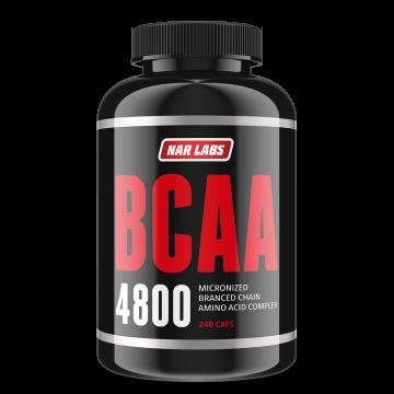 BCAA 4800 (ป้องกันกล้ามเนื้อสลายตัว)