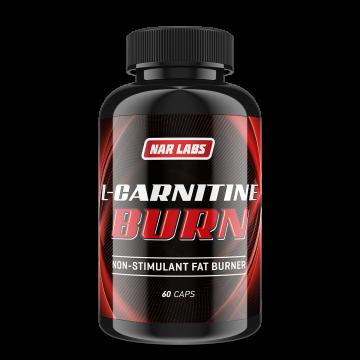 L-Carnitine Burn                                                                                                                                   60 Caps                                          (ช่วยลดไขมัน)