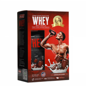 Lean Whey Complex - 32g x10 - Chocolate Deluxe