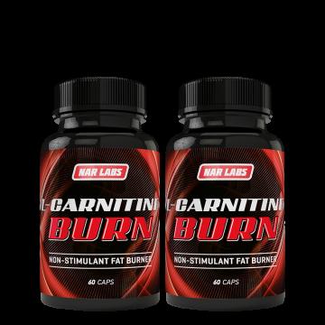 L-Carnitine Burn 60 Caps [1 Free 1]