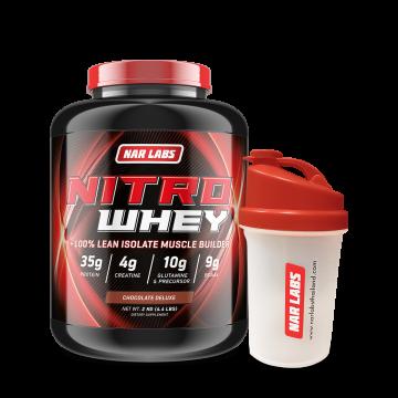 Set: Nitro Whey 4.4 lbs |Value Set