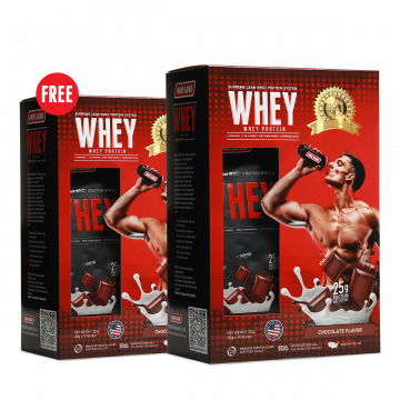 (1Free1)Lean Whey Box
