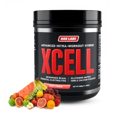 XCELL - 500g - Fruit Punch